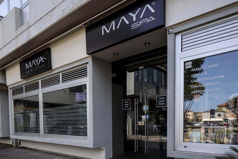 Maya Club Il Tuo Centro Estetico A Pesaro